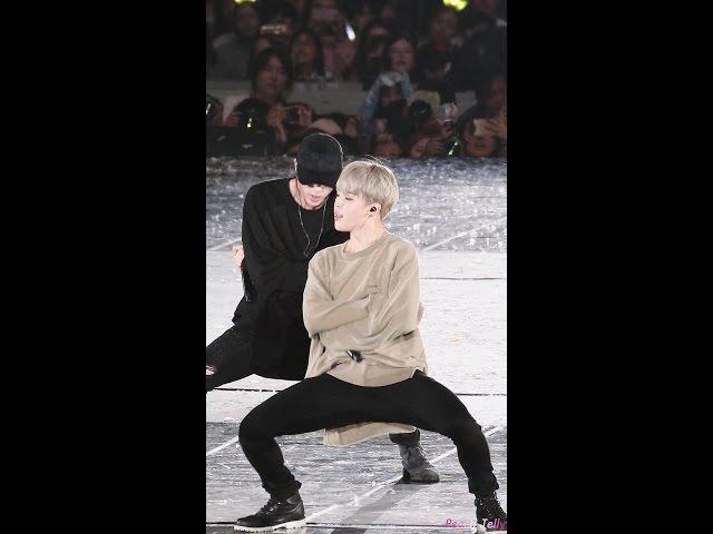 161001 부산원아시아페스티벌(BOF) 개막공연 방탄소년단(BTS) 지민(JIMIN focus)-쩔어(DOPE) by Peach Jelly