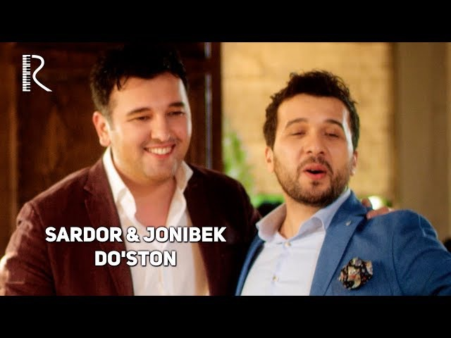Sardor Rahimxon Jonibek Murodov - Do'ston | Сардор Жонибек - Дустон