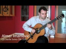 Villa-Lobos Etude No. 1 played by Almer Imamovic