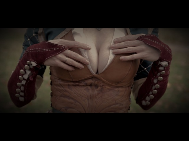 Triss Merigold and The Wild Hunt Cosplay Contest