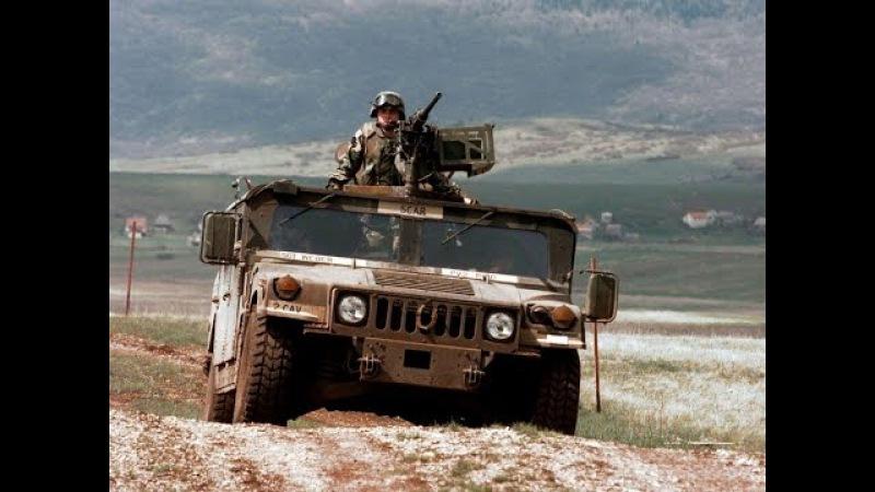 Оружие НАТО: Автомобиль Хамви