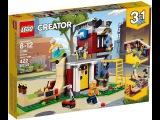 Обзор новых наборов Lego City , Lego Creator и Lego Technic 2018 Года !