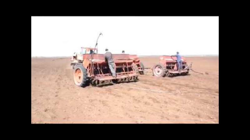 День за днем. Аграрии готовятся к весенне-полевым работам