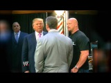 A special look at 2013 WWE Hall of Fame Inductee Donald Trump Raw, Feb. 25, 2013