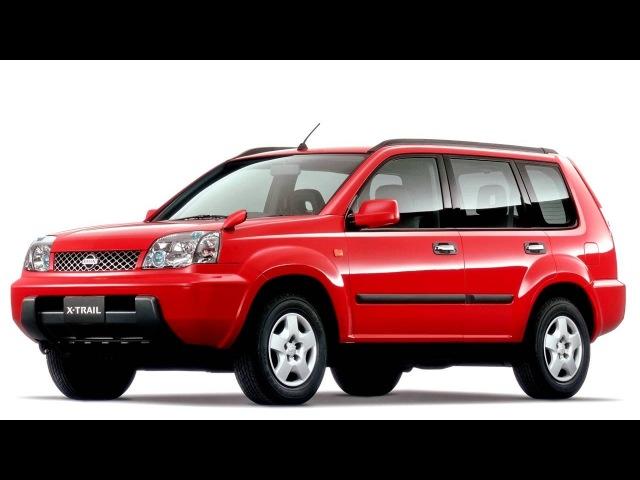 Nissan X Trail JP spec T30 '11 2000–06 2003