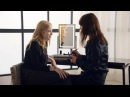 "CHANEL Beauty Talks: Episode 5 ""The Little Black Palette"" with Ellie Bamber"