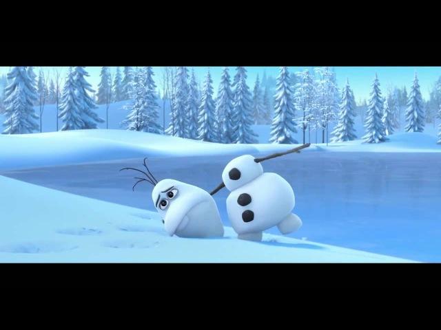 Холодное сердце Frozen Трейлер