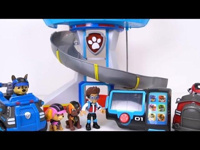 🐶 Щенячий патруль ⭐ спасает 🐘 слона 🐘. Мультики 😍 видео игра для детей 👦 Paw patrol 🐶 for kids