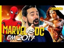 Veredito Marvel vs DC 2017 OmeleTV