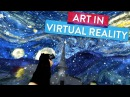 Step Inside Van Gogh's Starry Night with Virtual Reality Art Attack Master Works