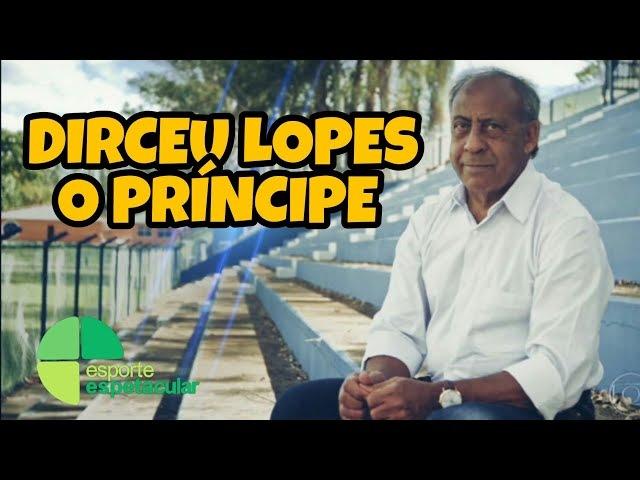 ⏩ TEMPO DE BOLA - A HISTÓRIA DO LENDÁRIO CAMISA 10 DO CRUZEIRO | DIRCEU LOPES | ESPORTE ESPETACULAR