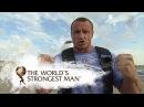 2009 Plane Pull Mariusz Pudzianowski World's Strongest Man