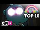 Удивительный мир Гамбола 10 cпособов управления гневом от Николь Cartoon Network