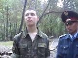 Пограничник Владислав Челах рассказал о нападении на пост