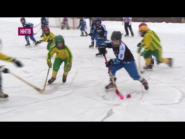 Восемь команд со всей России приняли участие в первом турнире Юность на Старте