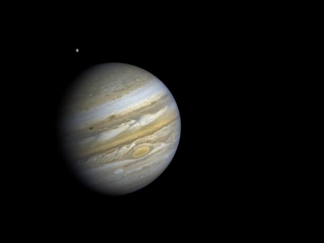 5 Jovian Days The Voyager 2 Jupiter Rotation Movie
