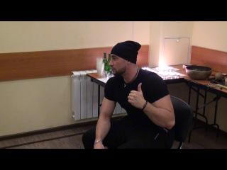 Иса Багиров раскрывает свои секреты