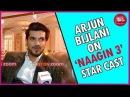 Arjun Bijlani On Surbhi Jyoti Anita Hassanandani Being Part Of 'Naagin 3'