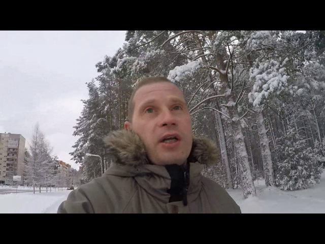 Литва Висагинас Вильнюс Новый Год Колокольня