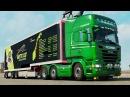 ETS2 1 30 RusMap 1 8 Scania R520 Shlisselburg Kem