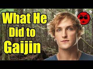 My Response to Logan Paul's Vlogs in Japan