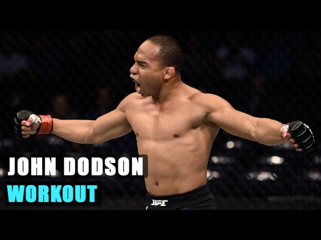John Dodson Training highlights
