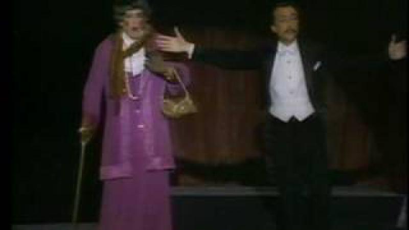 La parodia nell'opera -La Bohème- O soave fanciulla
