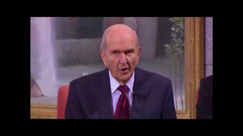 Presentación de la nueva primera presidencia de la iglesia de Jesucristo de los SUD 16/01/18