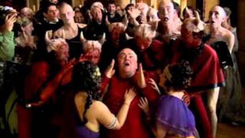 Исповедь кардинала Уолси (отрывок из сериала Тюдоры