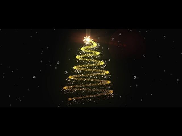 Christmas Tree Animation in After Effects After Effects Tutorial No Third Party Plugin