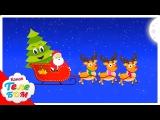 Детские песни слушать. В лесу родилась ёлочка. Новогодние песенки для детей про ...