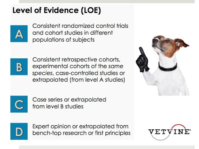 Уровень доказательности при лечении острого панкреатита у собак / Acute Pancreatitis in Dogs - The Levels of Evidence for Treati