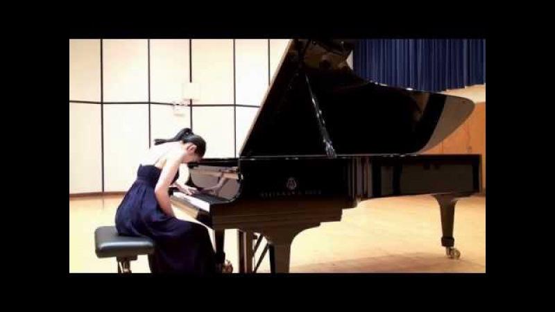 Tiffany Poon plays Chopin Sonata No.2 in B-flat minor, Op.35