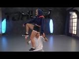 Танцы: Тимур Базаров и Теона - Подходящие образы (сезон 4, серия 15)