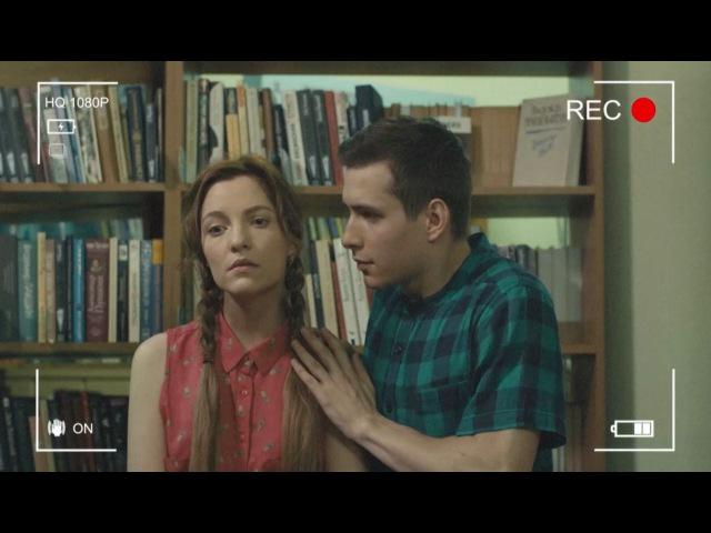 Универ: Майкл снимает порно в библиотеке из сериала Универ. Новая общага смотрет...