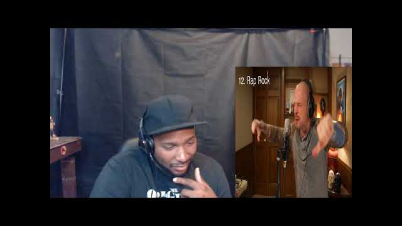 Mac Lethal 27 Styles of Rapping REACTION