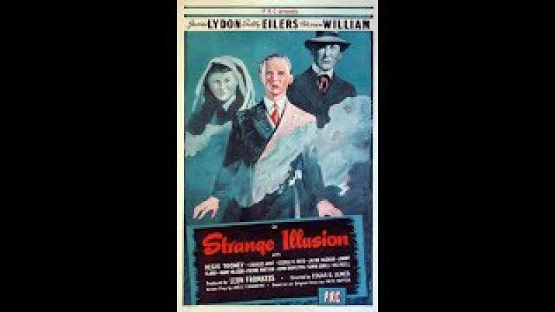Estranha Ilusão (1945), direção de Edgar G. Ulmer, film noir completo em HD, legendado,