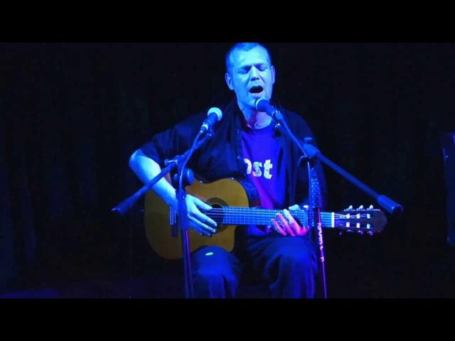 Matt Elliott - The Kursk - live @ Blah Blah, Torino, 03/03/14