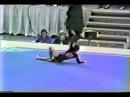 1ST T URS Elena Shushunova FX - 1985 World Gymnastics Championships 10.00
