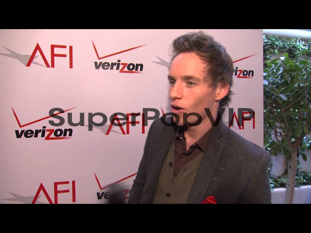 INTERVIEW - Eddie Redmayne on being honored by AFI, and o...
