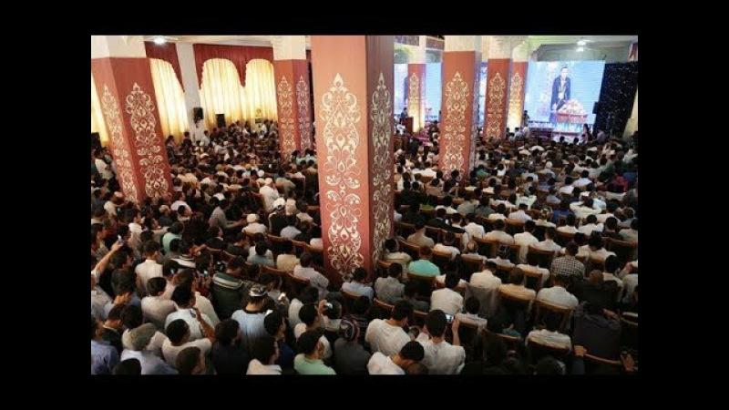 Abdulloh domla Mus'ab ibn Umayr 1 QISM_2018