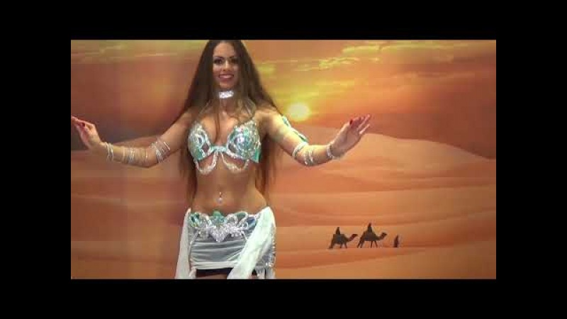 Isabella Belly Dance Drum Solo Hossam Ramzy HD