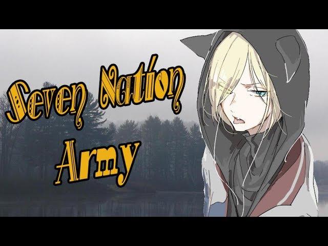 [Yuri on Ice] - Seven Nation Army [Yuri Plisetsky]