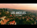 Los Angeles, California Lifestyle Video Drone Footage