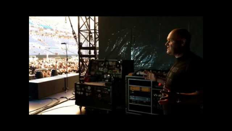 Access and Kemper Instruments at Depeche Modes Global Spirit Tour 2017