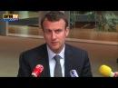 Preuve que Macron est incompétent et dangereux Meetings Bourdin Guyane 49 3 Rothschild