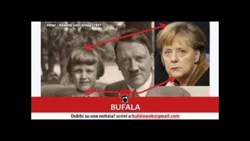 Ist Adolf Hitler´s Tochter Angela Merkel Dokumente der STASI des KGB und aus Vatikan Archiv