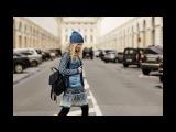 Невские этюды. Реклама коллекции женской одежды Alexander Bogdanov