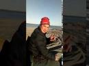 Природа Россия Камччатка Как люди на танке пересекают Оходское море