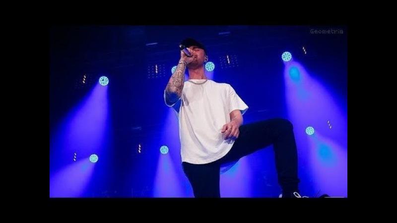 Егор Крид - Потрачу (live 2018, Big Love Show, Екатеринбург)